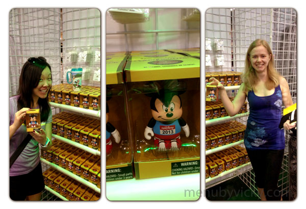 Disney World Marathon 2013 - Vinylmation