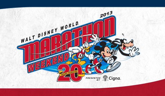 Disney World Marathon Weekend 2013