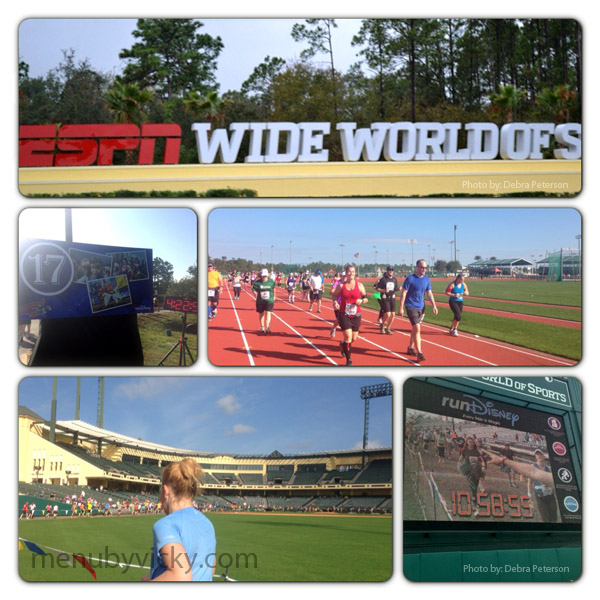 Walt Disney World 2013 Marathon - Wide World of Sports