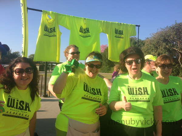Walt Disney World 2013 Marathon - WISH
