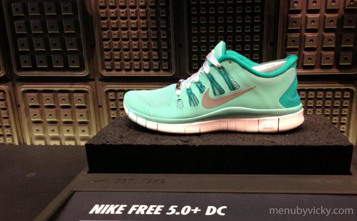 NWM DC Half - Nike Free