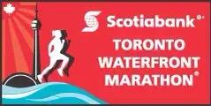 Scotiabank Toronto Waterfront Marathon Logo