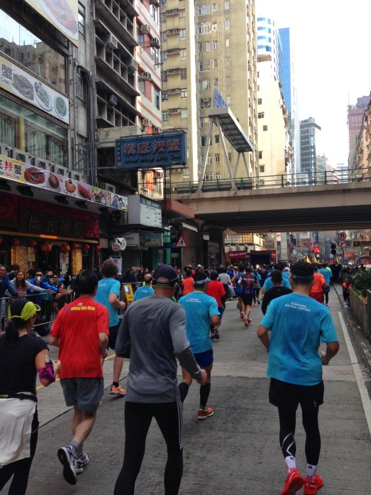 HK Half Course